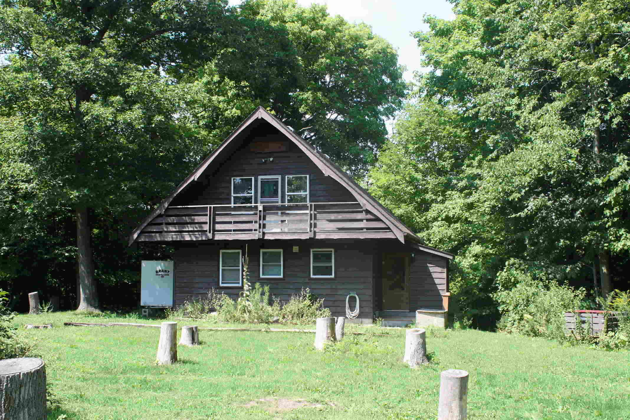 Major R.J. Black's Cabin